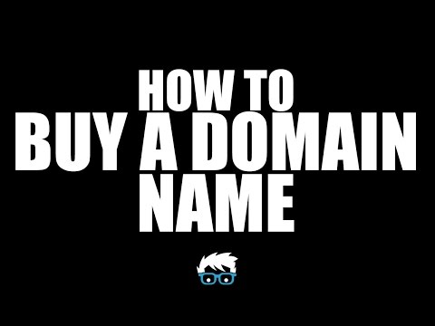 How to Buy a Domain Name for an Affiliate Website