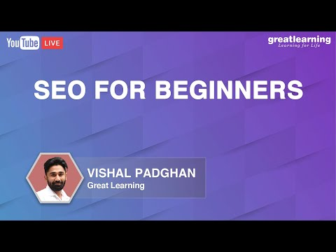 SEO for Beginners   Search Engine Optimization For Beginners   Digital Marketing   Great Learning